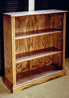 Woodworking - Ash Bookcase