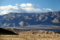 Death Valley, from the road